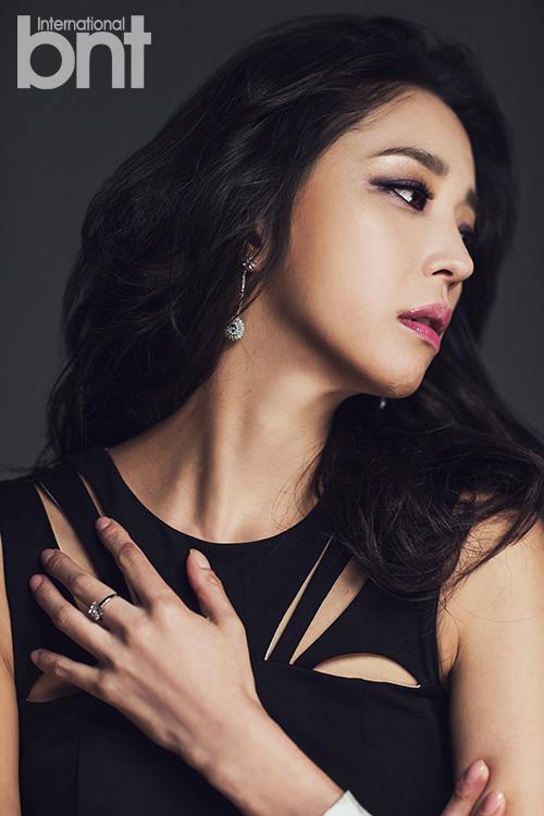 Han Go Eun for BNT International