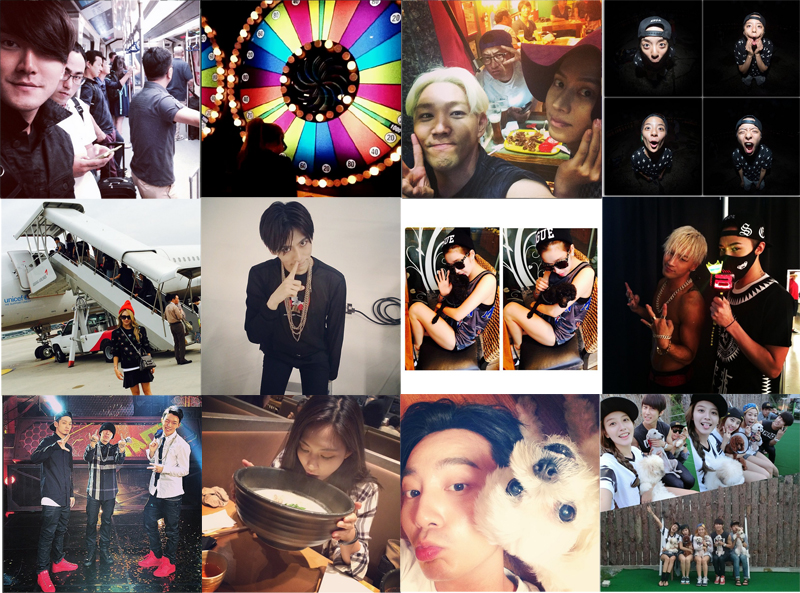 I Heart It: K-pop Instagram (August 31 – September 6)