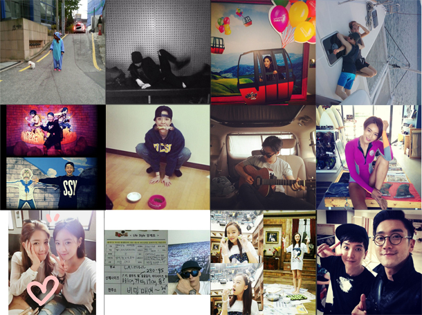 I Heart It: K-pop Instagram (September 7 – September 13)