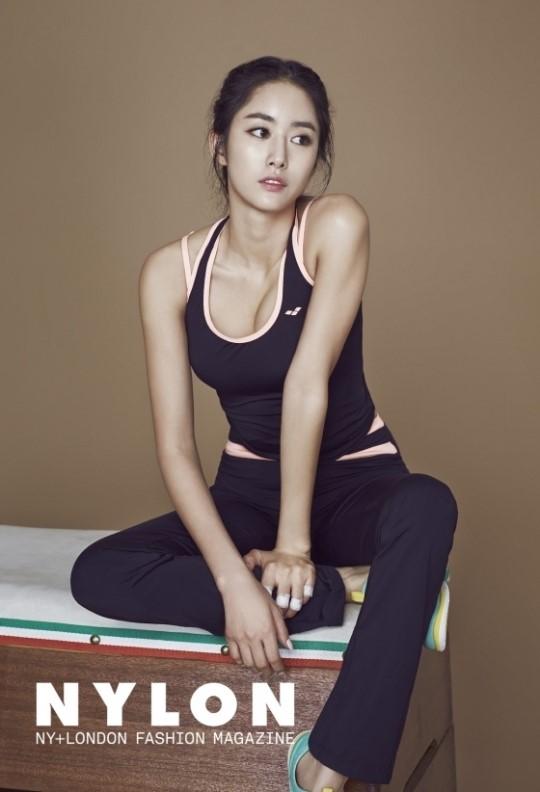 Jeon Hye Bin for NYLON 1
