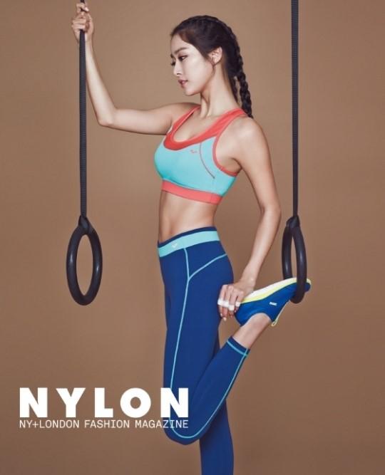 Jeon Hye Bin for NYLON 2