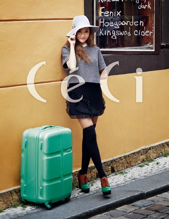 Jessica for Ceci 3