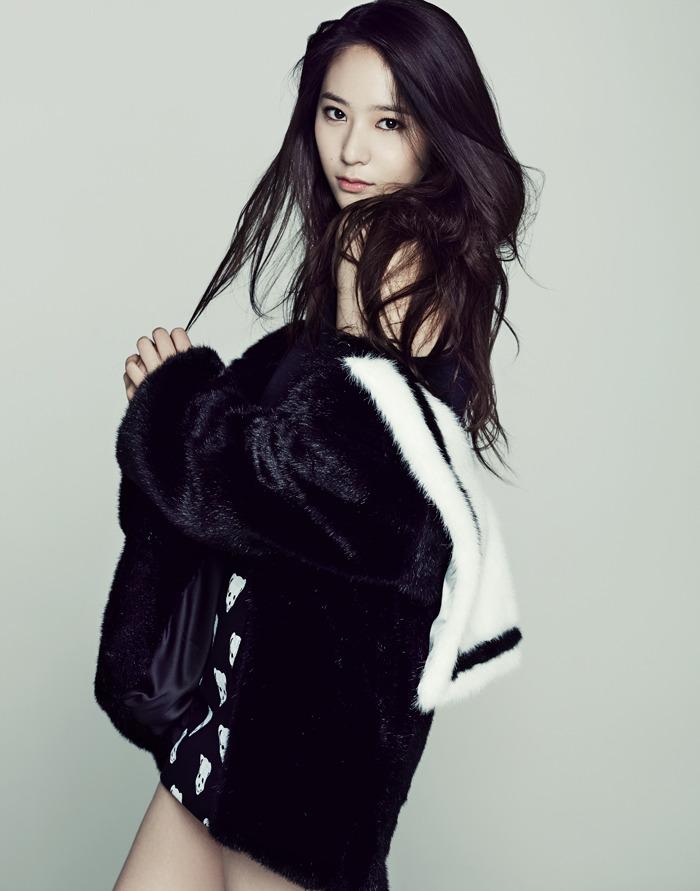 f(x)'s Krystal Cast as Lead Actress for New Chinese Drama ... F(x) Krystal 2014