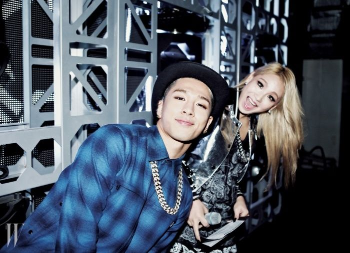 W Magazine Hits Up YG and Samsung's NONAGON Launching Party + Event Video