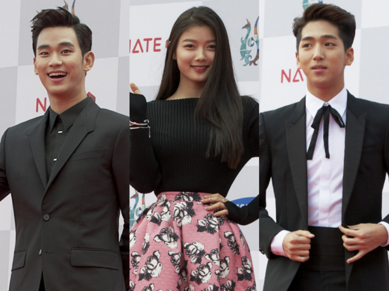 [Exclusive] Seoul International Drama Awards 2014 Red Carpet
