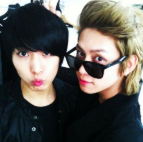 Heechul, Sungmin