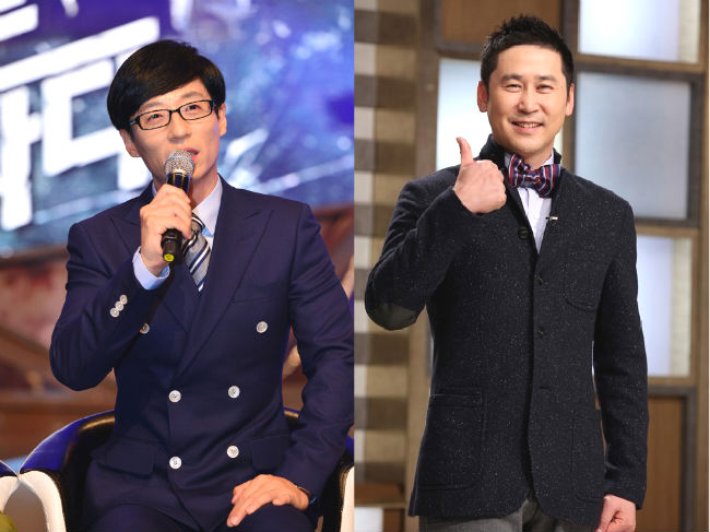 Shin Dong-yup (comedian) Yoo Jae Suk Shin Dong Yup and Other Comedians to Perform at 30th