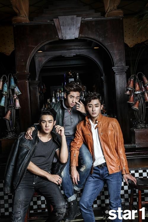 baro yoo yeon seok son ho joon
