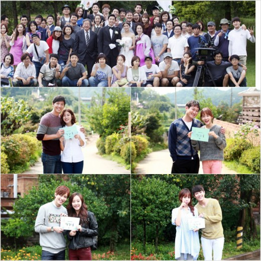 1005 glorious days last filming