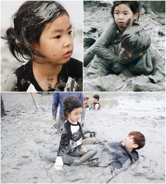 1012 haru and tablo in the mud stills