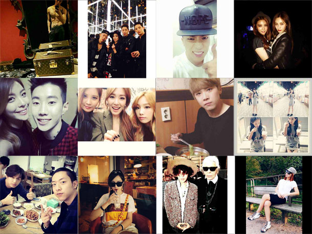 I Heart It: K-Pop Instagram (September 28 – October 4)