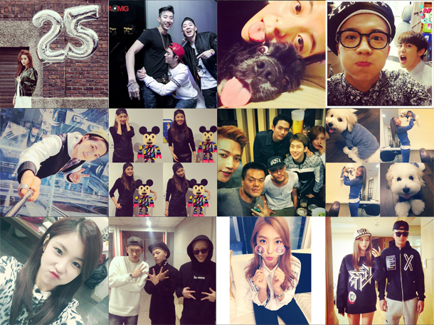 I Heart It: K-Pop Instagram (October 5 – October 11)