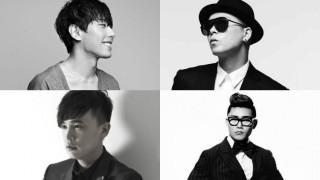 Kim Bum Soo, Naul, Park Hyo Shin, and Lee Soo- soompi