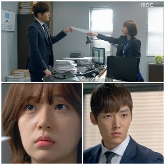 Dong Chi shows concern for Yeol Moo - Pride and Prejudice