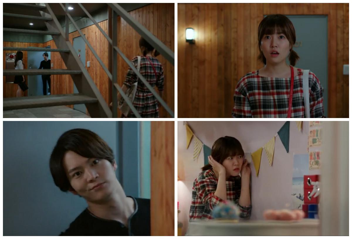 Yoo Jin making Nae Il jealous