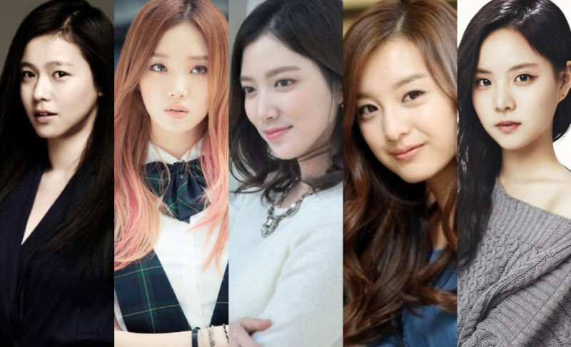 The Next Big Thing: 5 Rising Actresses You Ought to Know