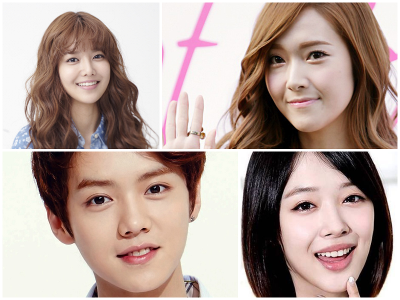 Jessica Jung And Luhan