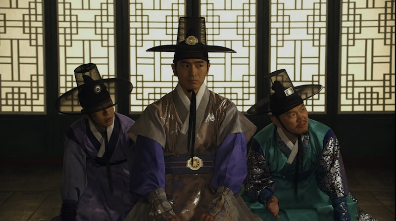 the three musketeers 11 lee jin wook et al final
