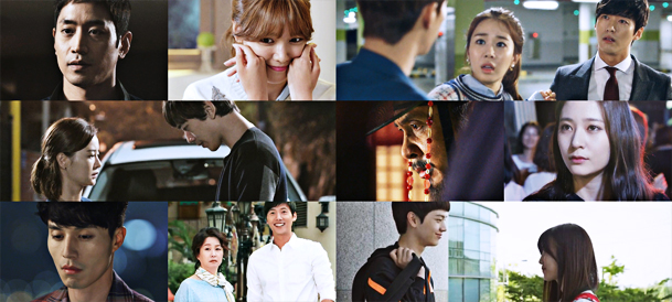 Top Ten K-Drama Moments of the Week – October Week 1