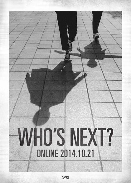 who's next yg