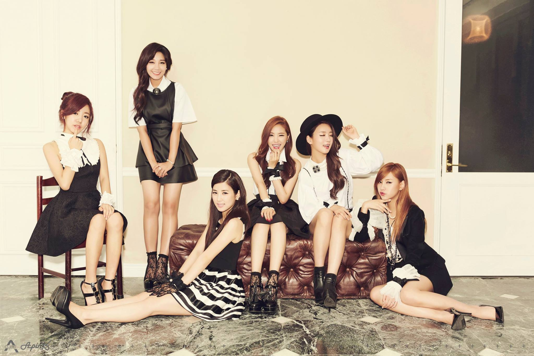 A Pink 5th mini album