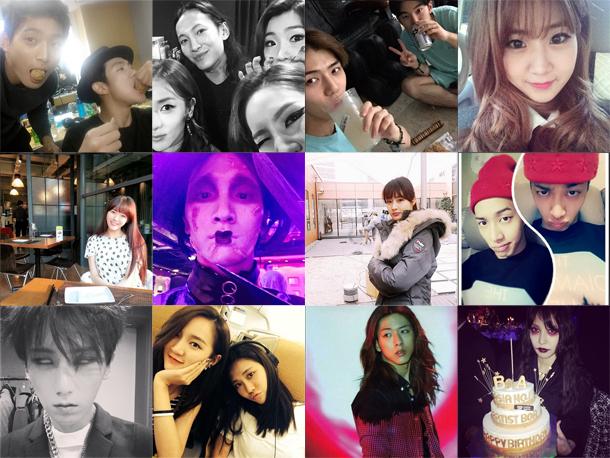 I Heart It: K-pop Instagram (November 2 – November 8)