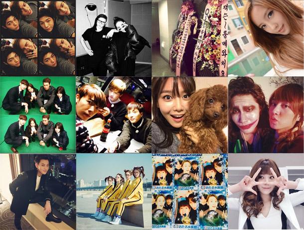 I Heart It: K-pop Instagram (November 16 – November 22)