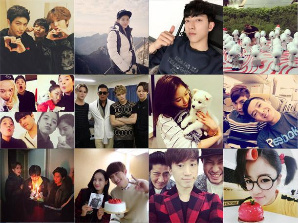 I Heart It: K-pop Instagram (November 23 – November 29)