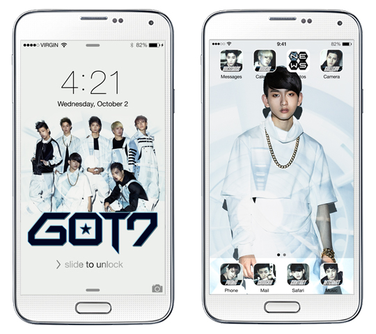 LINE_DECO_GOT7_WALLPAPERS