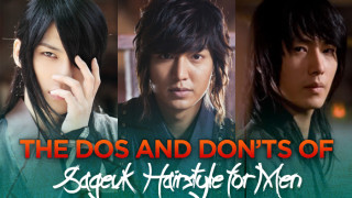 Sageuk_Hairstyle_for_Men