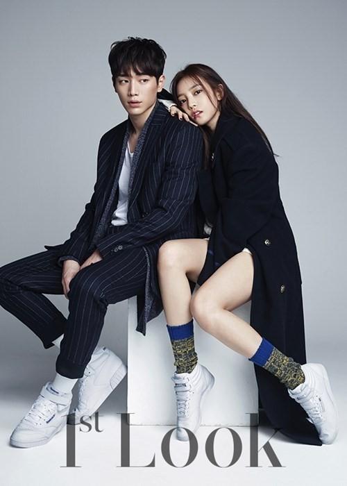 Seo Kang Joon Goo Hara2