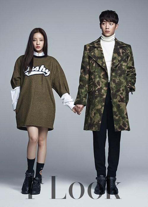 Seo Kang Joon Goo HaraF