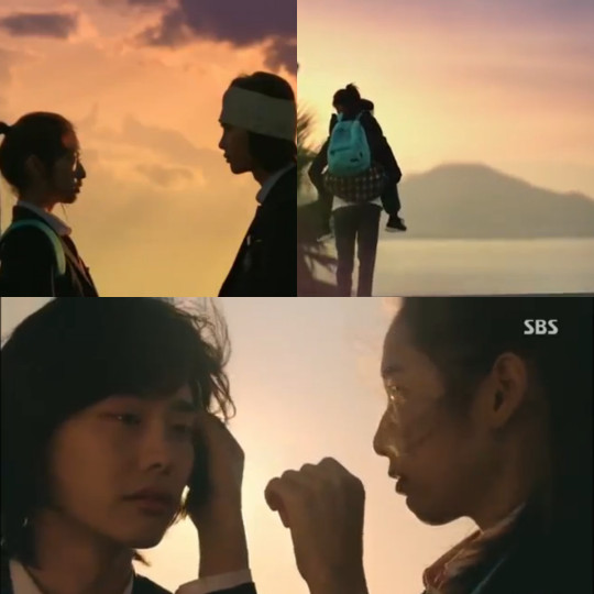Romance between Dal Po and In Ha - Pinocchio