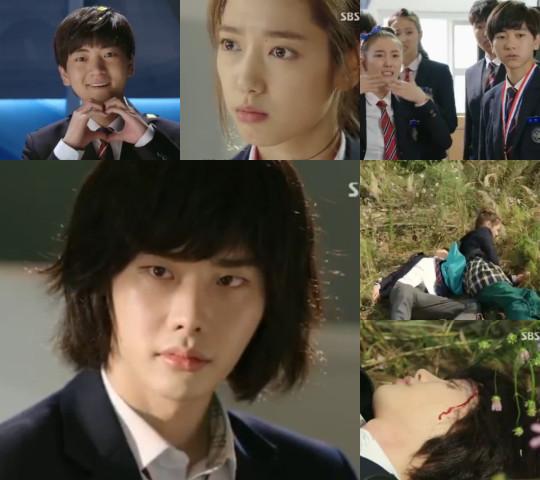 Choi Dal Po vs Ahn Chan Soo - Pinocchio
