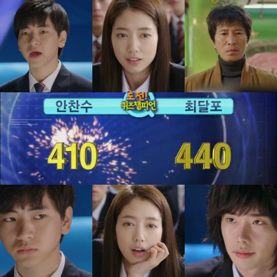 Dal Po cedes his winning place to Chan Soo - Pinocchio