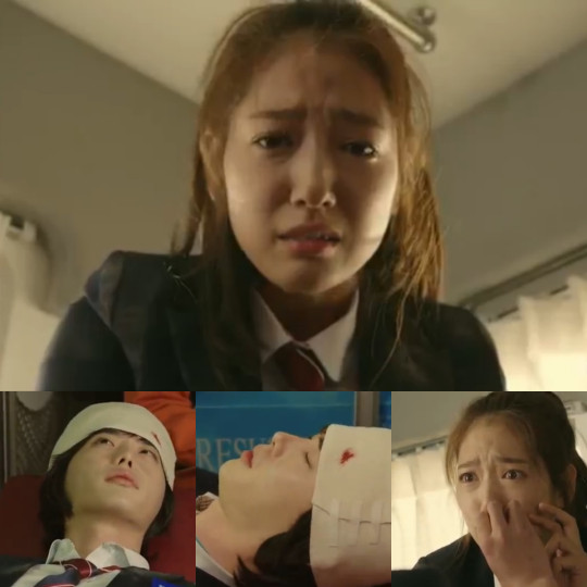 In Ha overreacts when Dal Po gets injured - Pinocchio