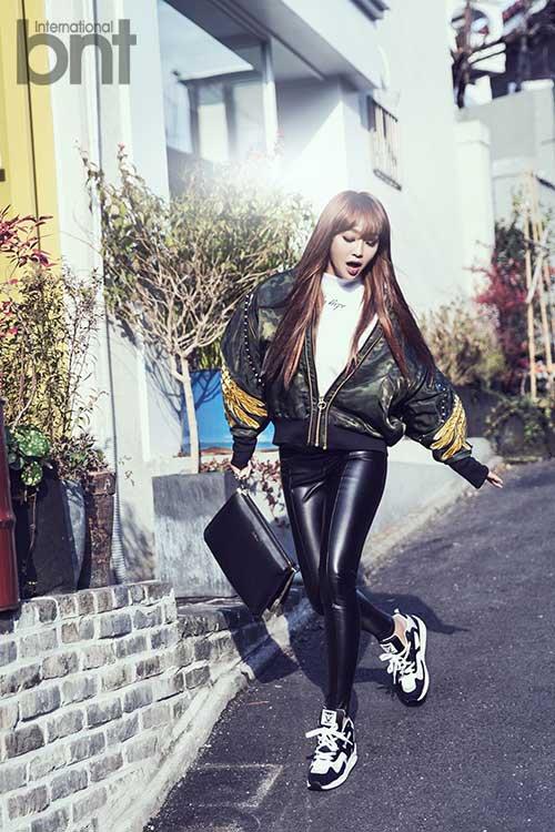 Sistar's Hyorin Reveals Her Dislike of Dieting in ...Hyorin 2014