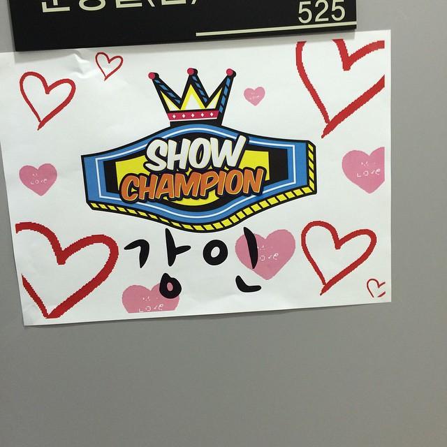 kangin show champion 2