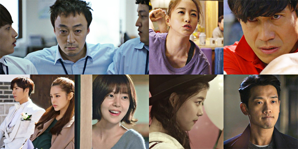 Top 10 K-Drama Moments of the Week – November Week 2