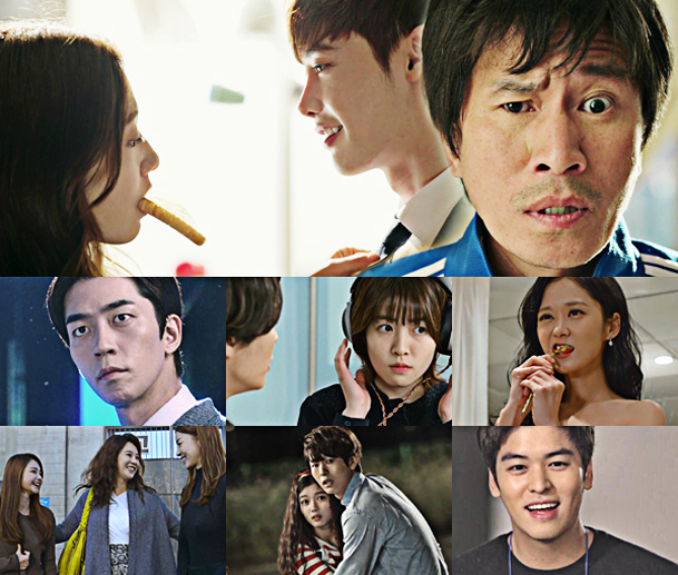 Top Ten K-Drama Moments Of The Week – November Week 4