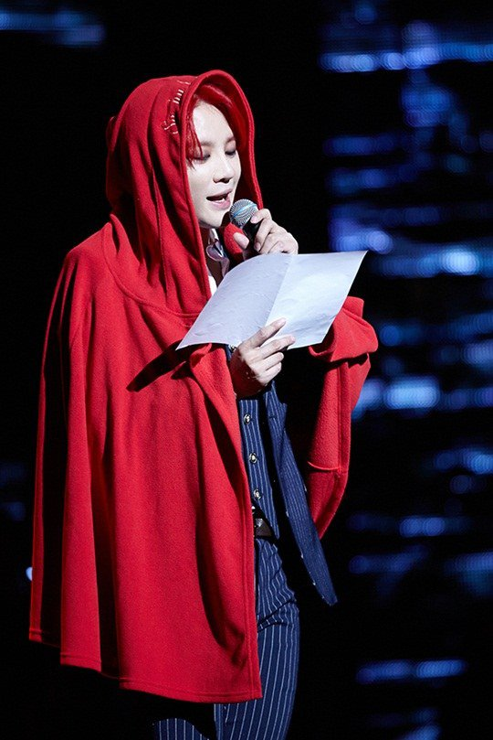 junsu little red riding hood