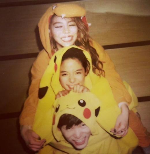 Amber, Eric Nam, Ailee