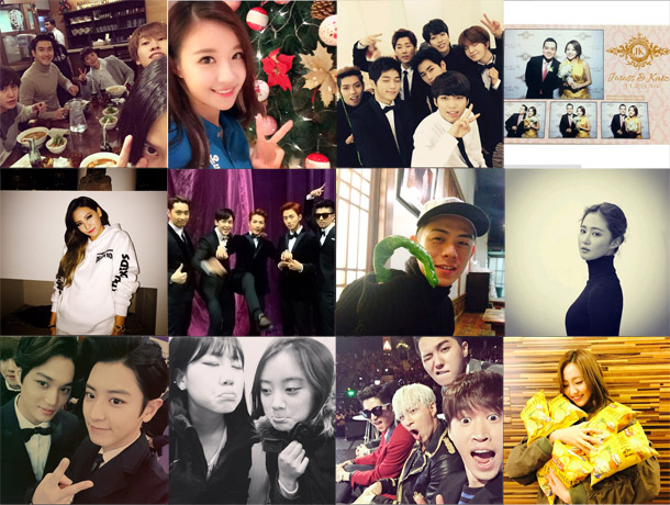 I Heart It: K-pop Instagram (November 30 – December 6)