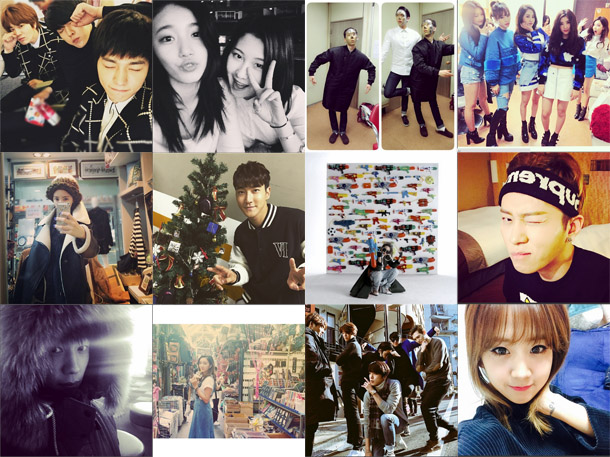 I Heart It: K-pop Instagram (December 14 – December 20)