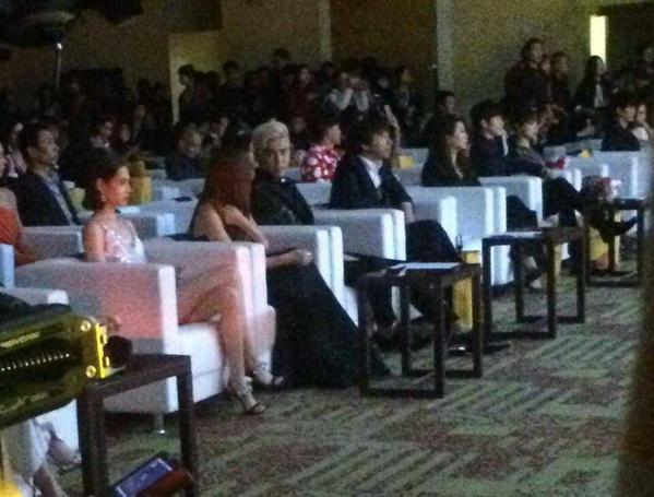 SOHU fashion awards 2