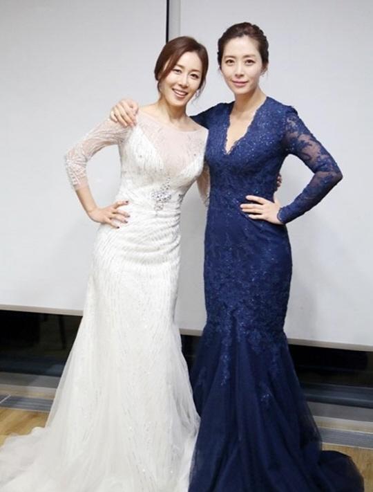 Song Yoon Ah Moon Jung Hee