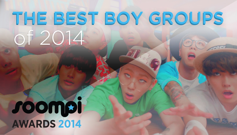 Best K-Pop Boy Groups of 2014
