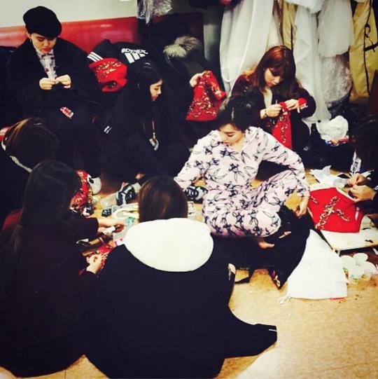 girls' generation taeyeon ig
