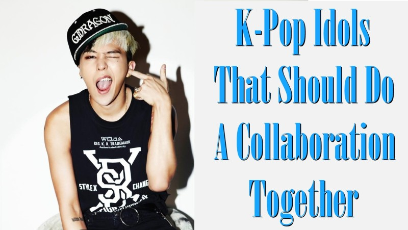 VOTE! K-Pop Idols That Should Do a Collaboration Together