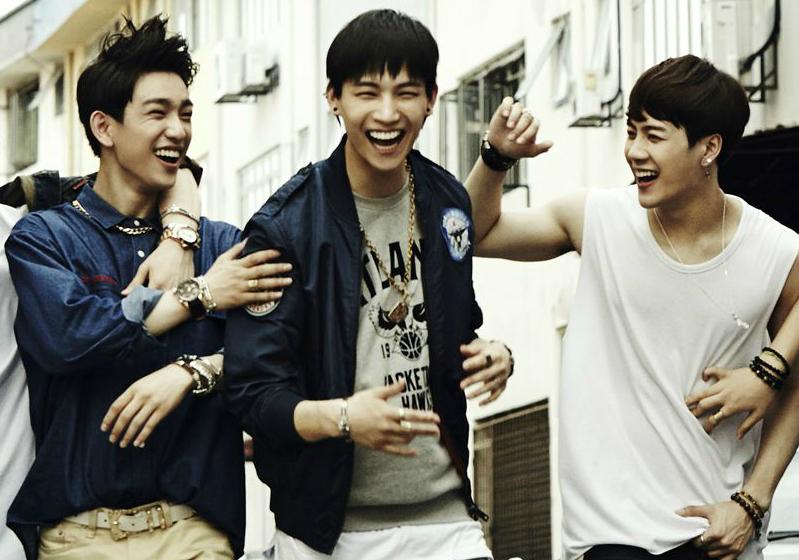 "GOT7's JB, Jr., and Jackson to Host ""M!Countdown ..."